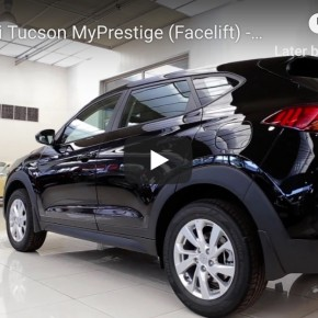 Video: Hyundai Tucson facelift image