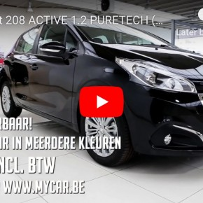 Video: Peugeot 208 Active image