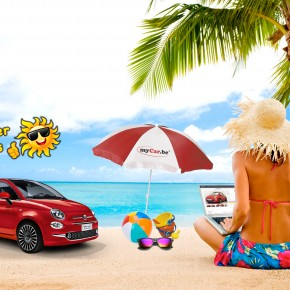 Summer Deals bij myCar.be! image