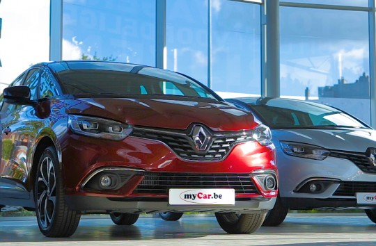 Renault Grand Scenic - Bose edition image