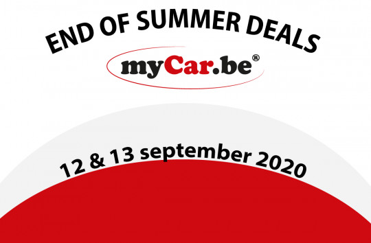 End Of Summer Deals 12 & 13 september image