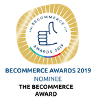 Becommerce Awards 2019 - Nominee - The Becommerce Award